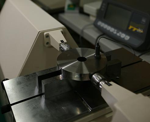 Service on Bearing Testing