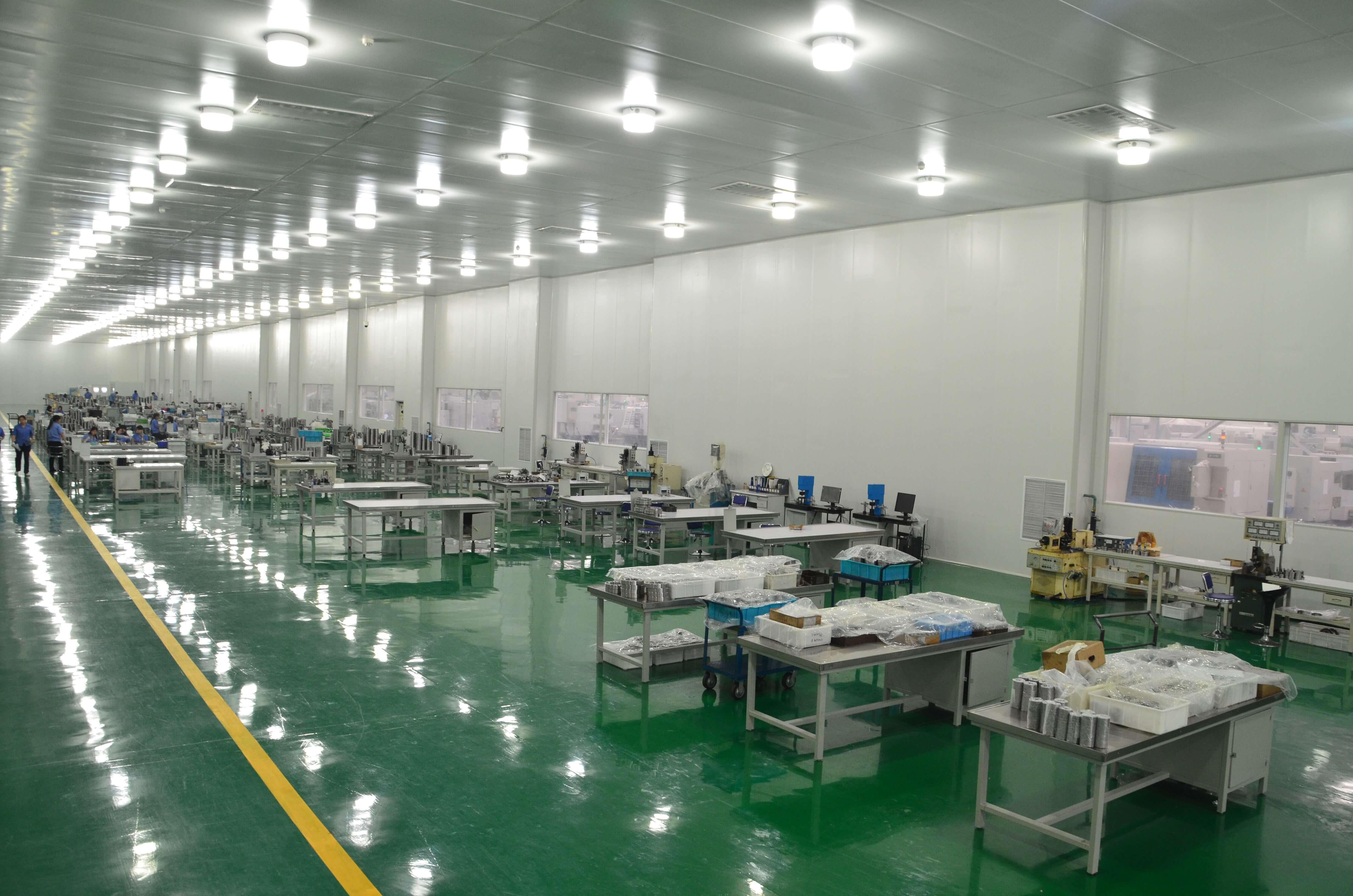 Bearing manufacturing