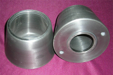 Wear-resistant parts for roll steel