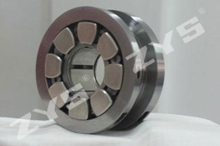 Tilting-pad thrust-journal bearing
